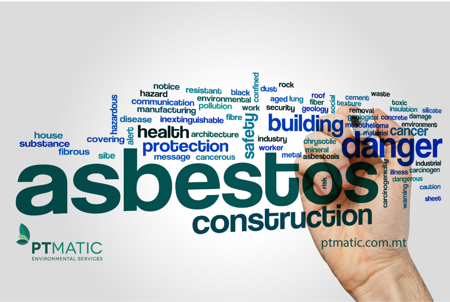 Hiring an expert for the management of any asbestos and asbestos contaminated materials will ensure that removal is carried out with minimal exposure to the surrounding environment with controlled conditions and disposal is effected in a permitted facility, as required by Eu and local regulations.